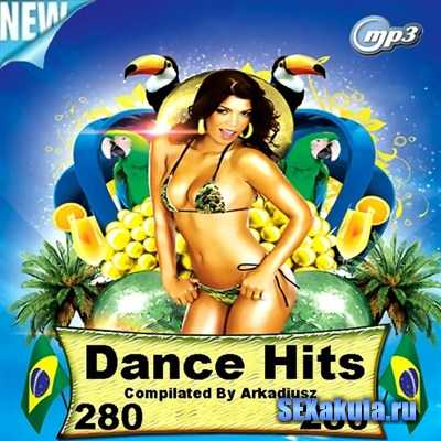 Dance Hits Vol 280 (2013)